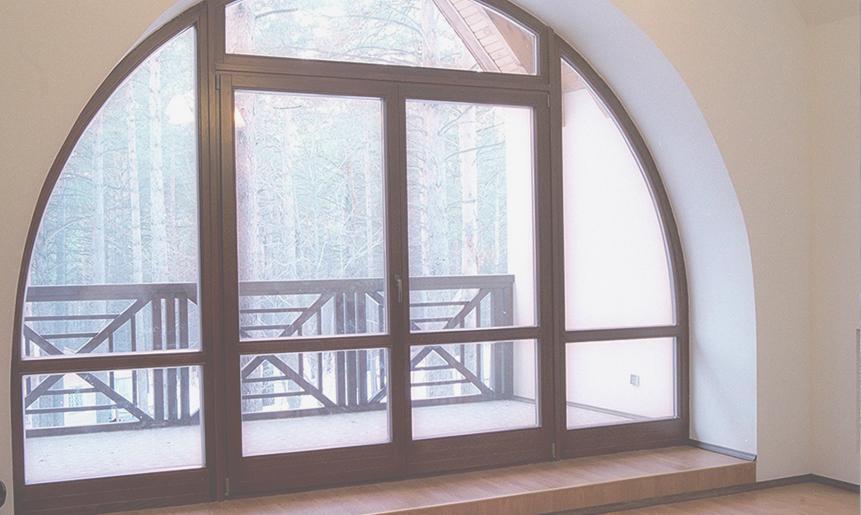 Пластиковые окна двухкомнатная квартира цена
